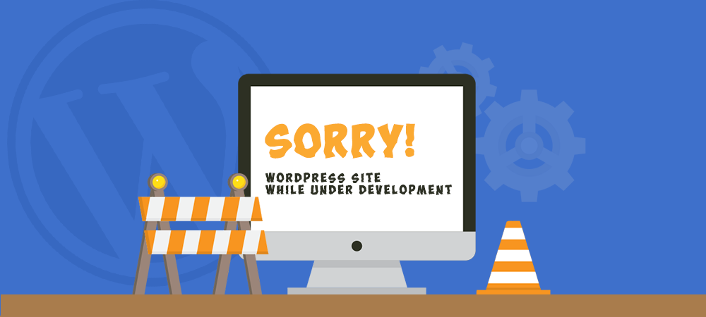 protect-wordpress-site-under-development