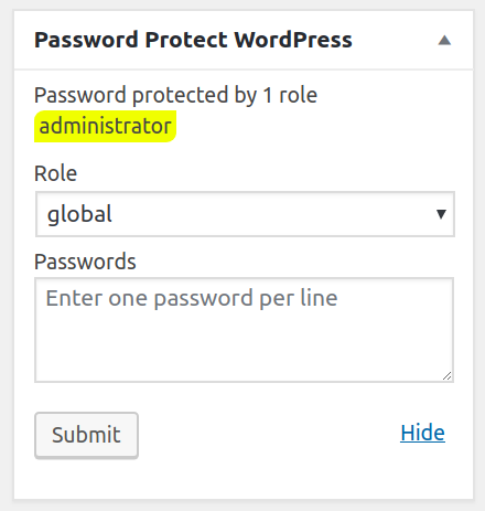 password-protect-pages-posts-free