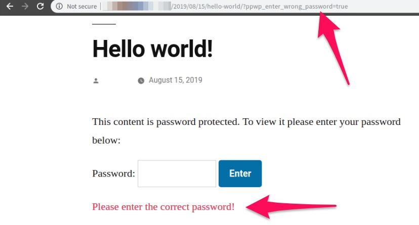 Basic Troubleshooting: Error message caching