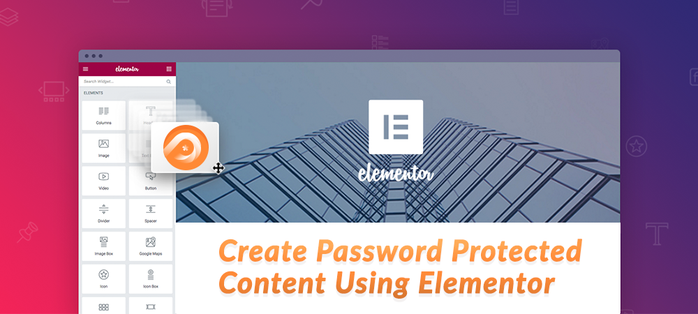 ppwp-create-password-protected-content-page-elementor