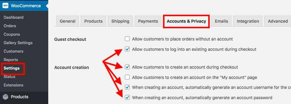 ppwp-create-user-account-woocommerce