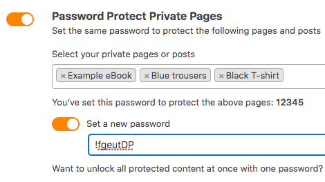 ppwp-password-protect-multiple-pages