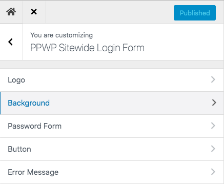 ppwp-sitewide-login-form-customizer