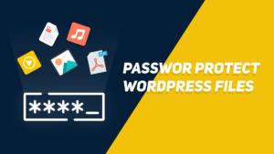 PPWP Pro Tutorial Videos: Password Protect WordPress Files