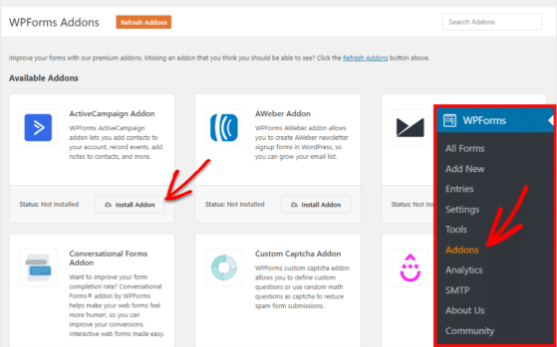 Integrate High-Converting ActiveCampaign Forms with WordPress activate