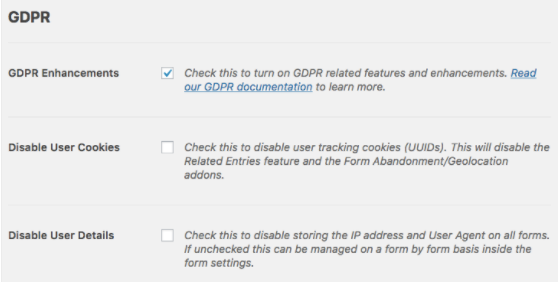 Integrate High-Converting ActiveCampaign Forms with WordPress GDPR form