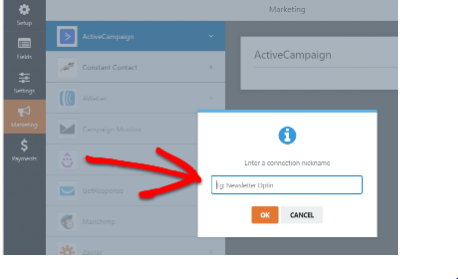Integrate High-Converting ActiveCampaign Forms with WordPress nickname