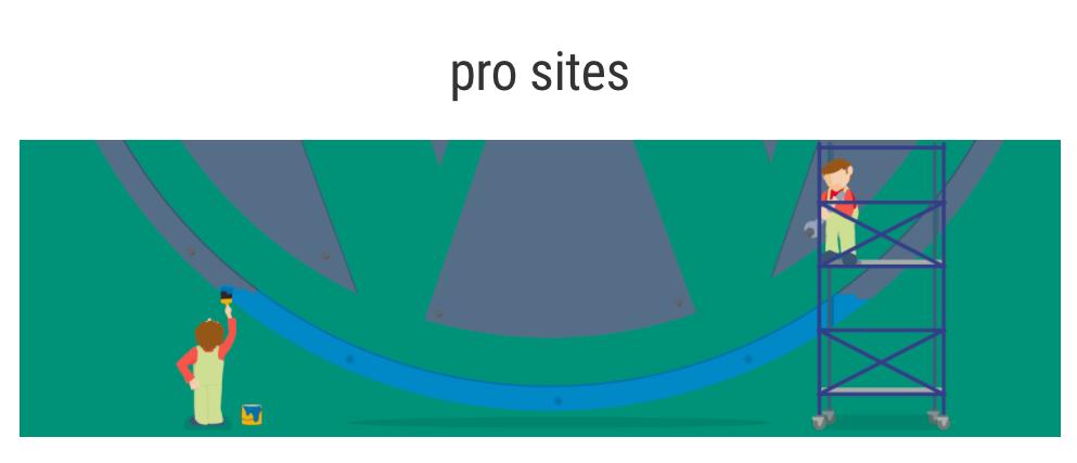 Multisite Pro Sites