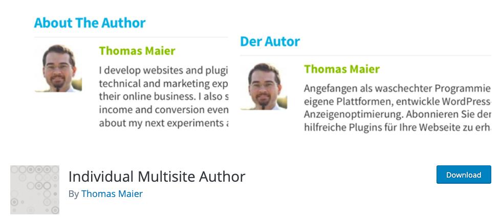 Essential Plugins for WordPress Multisite Individual Multisite Author