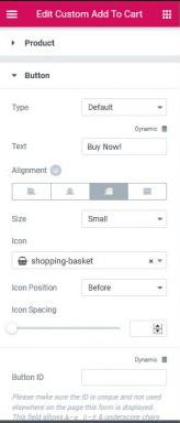 edit custom add to cart