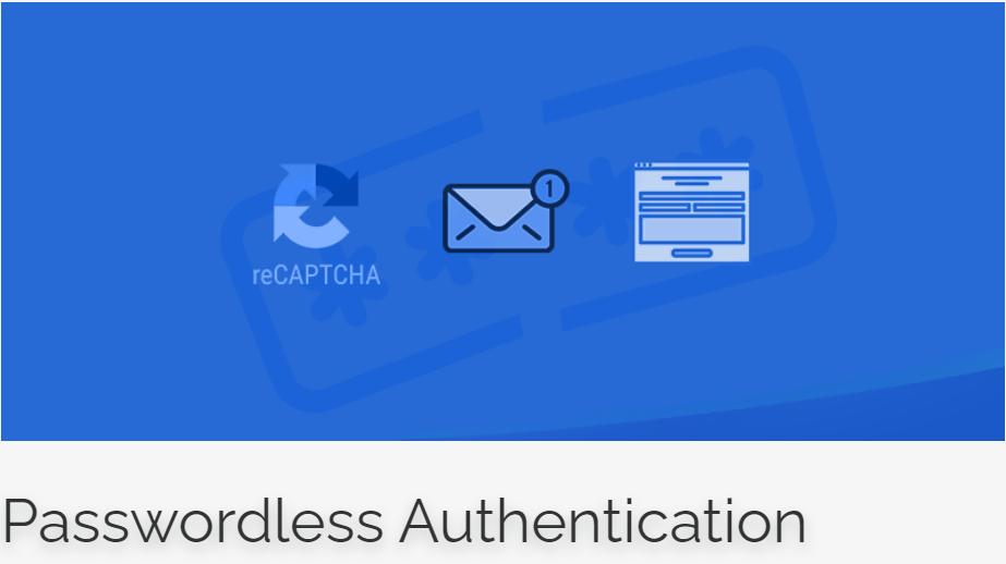 Passwordless authentication