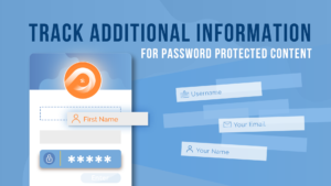 PPWP Pro Tutorial Videos: Track Additional Information for Password Protected Content