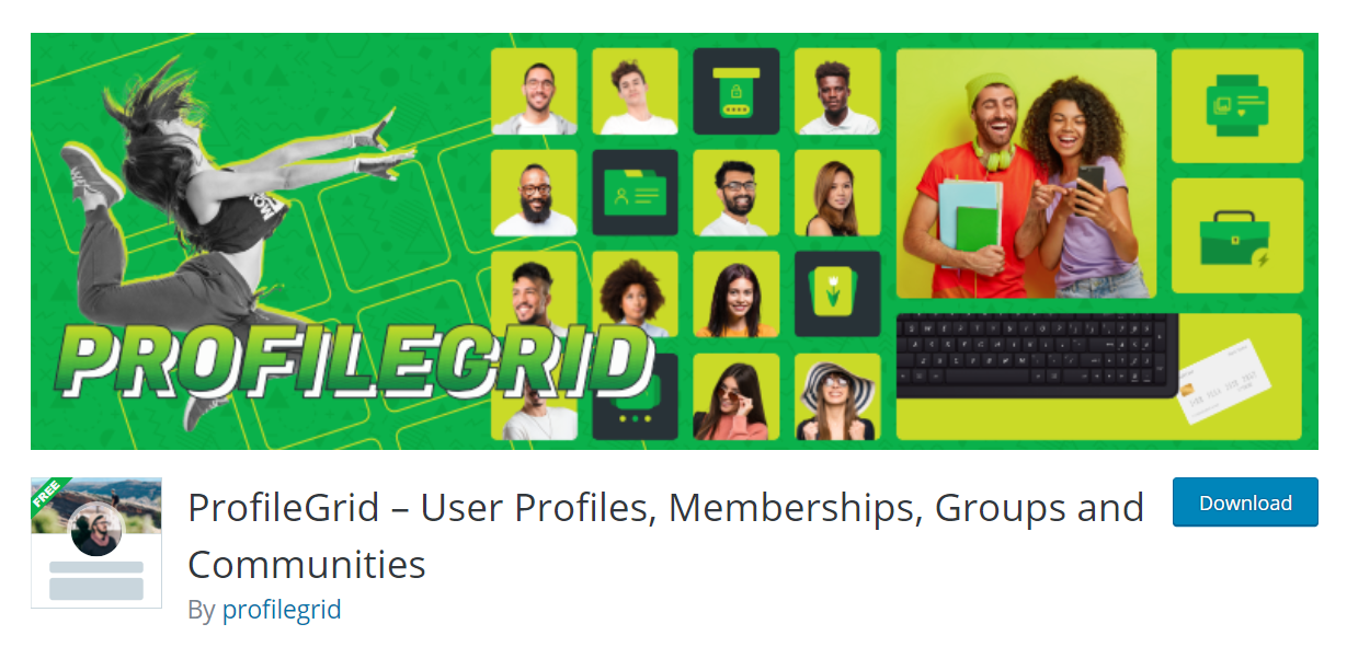 ProfileGrid User Profiles