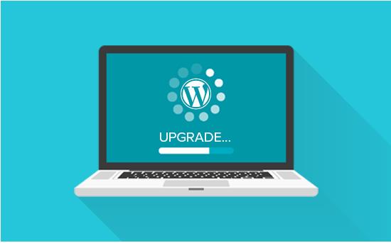 WordPress latest version update