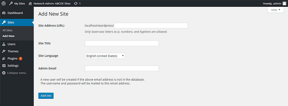 PPWP Pro: Add new sites