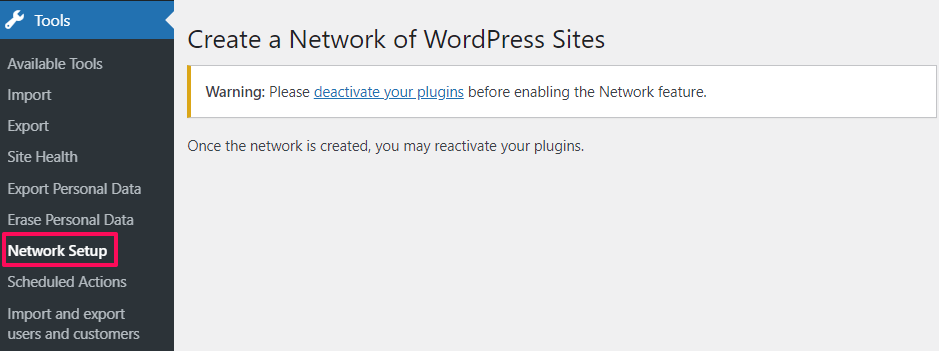 PPWP Pro: Deactivate all plugins on your site