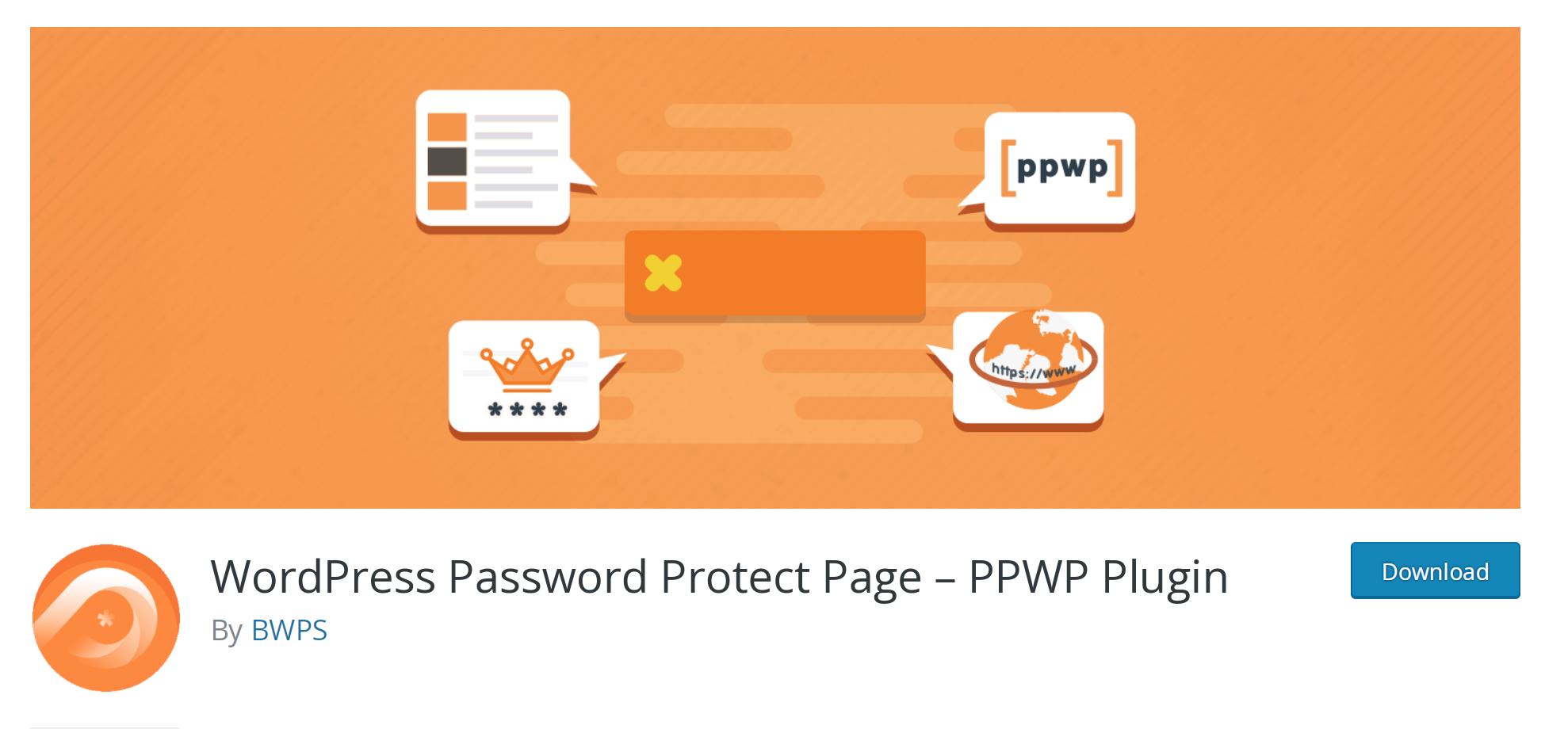 PPWP Pro: Password protect multilingual content