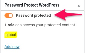 PPWP Pro: Password protect content with PPWP plugin